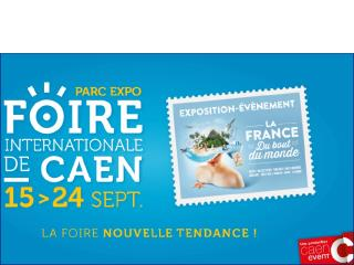 Foire Internationale de Caen 2017