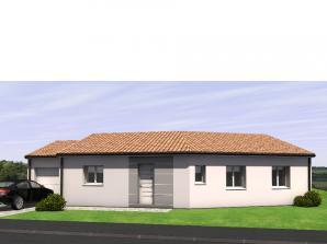 Maison neuve à Châteauneuf (85710)<span class='prix'> 188890 €</span> 188890