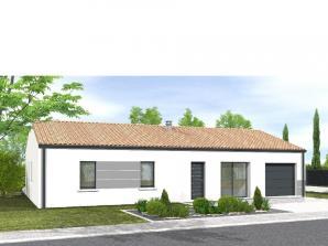 Maison neuve à Châteauneuf (85710)<span class='prix'> 178897 €</span> 178897