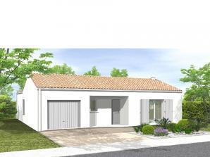 Maison neuve à Châteauneuf (85710)<span class='prix'> 203295 €</span> 203295