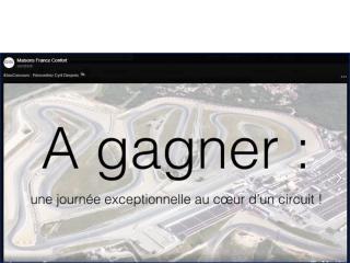 Jeu Concours Facebook MFC !