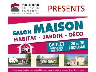 Retrouvez-nous au salon de l'habitat de Cholet