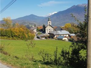 Terrain à vendre à Verrens-Arvey (73460)<span class='prix'> 82000 €</span> 82000