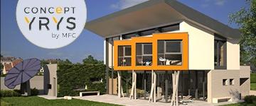 Découvrez YRYS, le nouveau concept de Maisons France Confort
