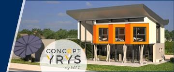 Concept YRYS : le futur de l'habitat dès aujourd'hui.