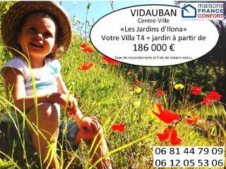 Les Jardins d'Ilona à Vidauban