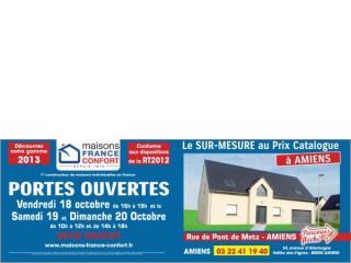 Portes ouvertes sur Amiens du 18 au 20 octobre 2013