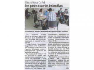 On parle de MFC Montélimar dans La Tribune !
