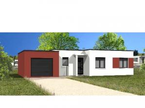 Avant-Projet NESMY - 104 m2 - 3 chambres