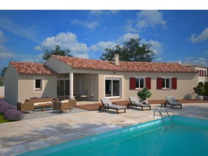 Modèle de maison Emeraude 100 Tradition  : Photo 1