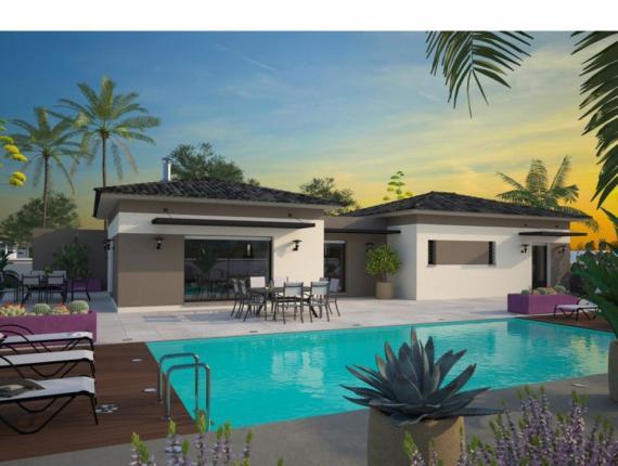 Modèle de maison La Villa 120 Elégance : Photo 1
