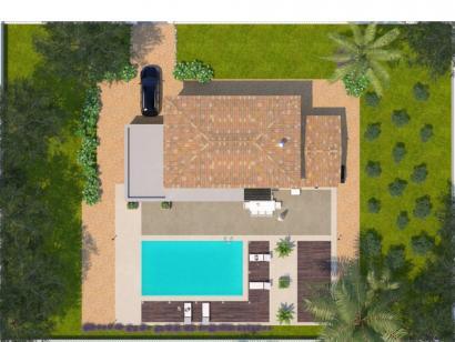 Modèle de maison Saphir 140 Elégance  : Photo 2