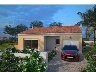 Modèle de maison Opale G 73 P Elégance  : Photo 1