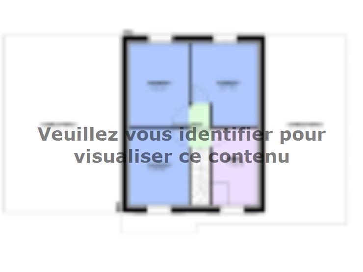 Mod le de maison diamant maisons france confort for Maison et confort catalogue