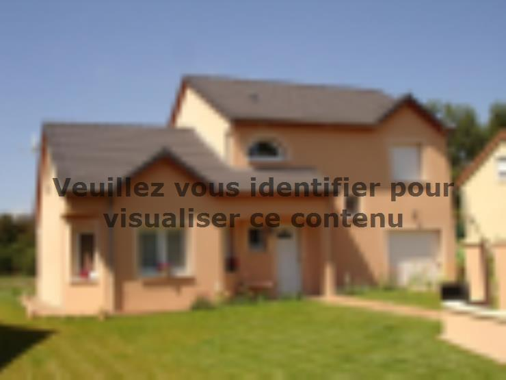 Mod le de maison ambre traditionnel 3 chambres maisons for Modele maison horizon