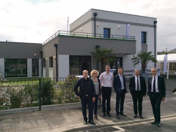 Nouveau pavillon expo a evreux gravigny maisons france for Forum maison france confort
