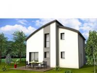 Vue Avant-Projet GUERINIERE - 90 m2 - 3 chambres