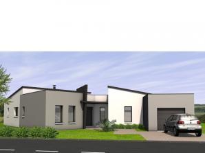 Avant-Projet CHALLANS - 130 m2 - 4 chambres