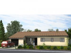 Avant-Projet LUCON - 105 m2 - 3 chambres