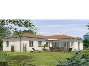 Avant-Projet FOUGERE - 140 m² - 4 chambres