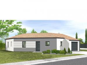Avant-projet MALLEZAIS - 90 m² - 3 chambres
