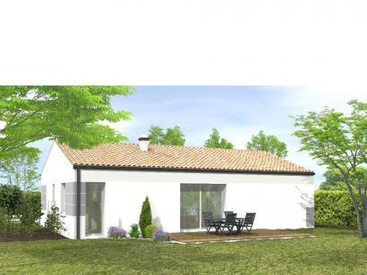 Modèle de maison AVANT PROJET EVRUNES 2 CHAMBRES 2 chambres  : Photo 2
