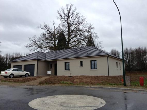 Maison réceptionnée à La Soutterraine