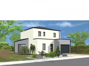 Avant projet St Hilaire de Loulay - 4 chambres - 1