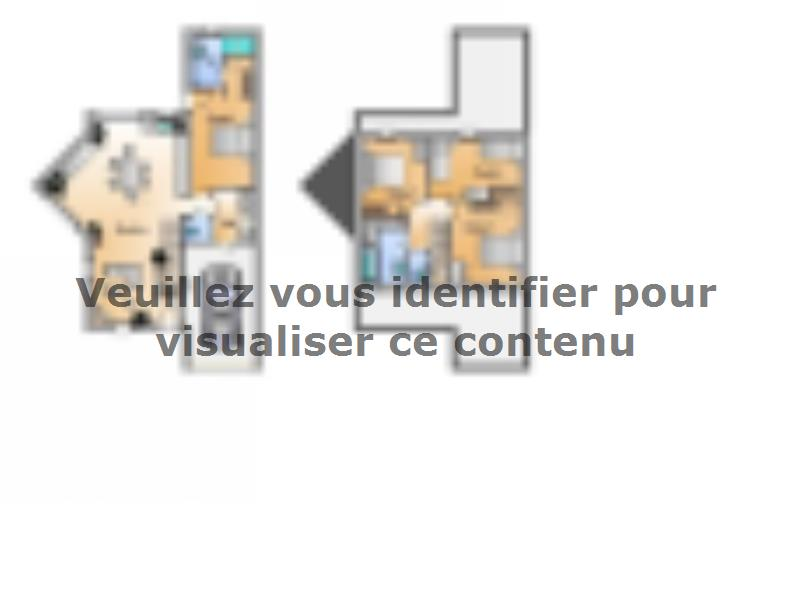Plan de maison Avant projet St Hilaire de Loulay - 4 chambres - 1 : Vignette 1