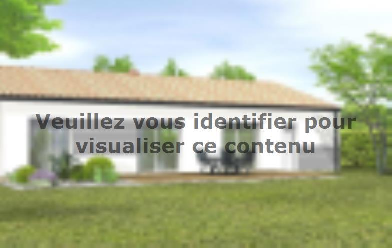 Modèle de maison Avant projet Sainte Flaive Des Loups - 3 chambres : Vignette 2