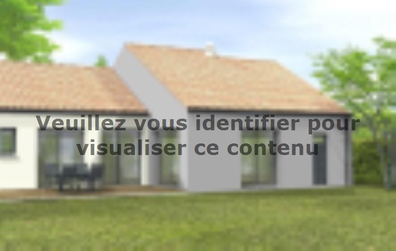 Modèle de maison Avant projet Coex - 3 chambre + 1 bureau - 96m² : Vignette 2