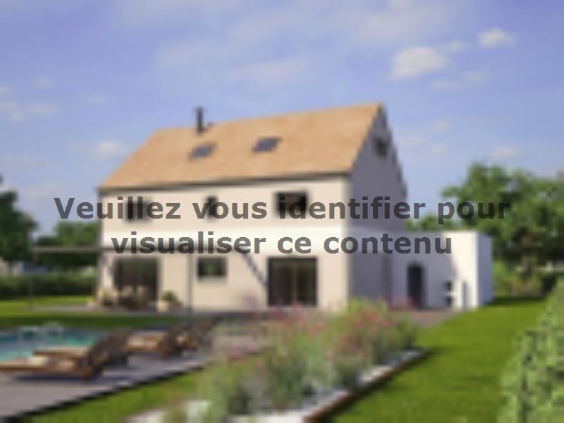 Modèle de maison Contemporaine 242 : Vignette 2