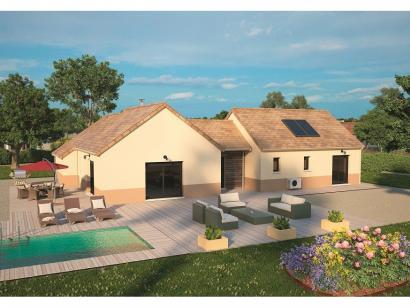 Modèle de maison La Villa 120 3 chambres  : Photo 2