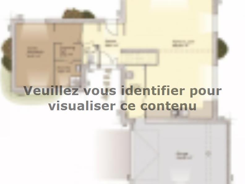 Plan de maison La Villa 170 : Vignette 1