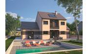 Modèle de maison Design 90+27 V2 : Vignette 2