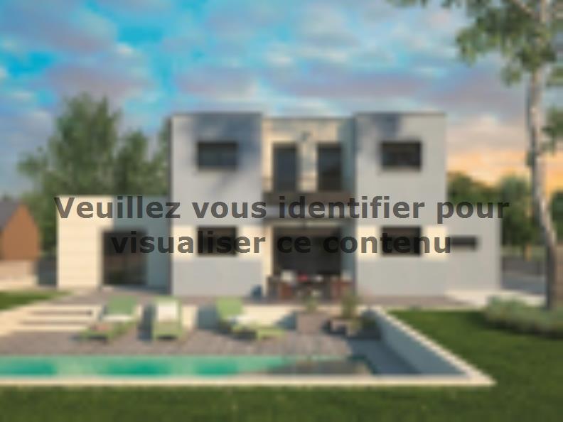 Modèle de maison Design 125+27 V4 : Vignette 2