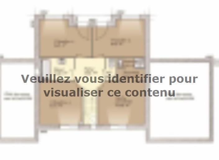 Plan de maison Design 125+27 V4 : Vignette 2