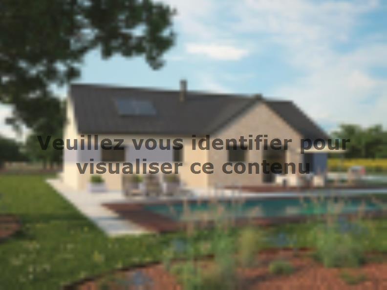 Modèle de maison Plain-pied 100L : Vignette 2