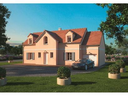 Modèle de maison Tradition 125L 4 chambres  : Photo 1