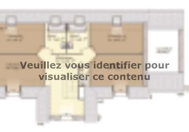 Plan de maison Tradition 145L : Vignette 2