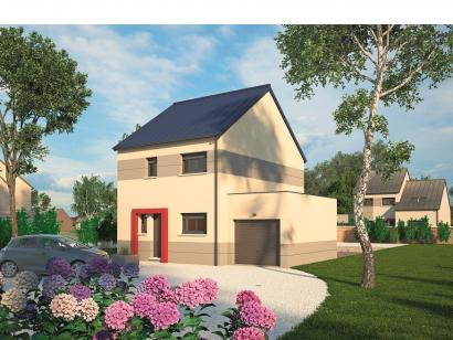Modèle de maison Urbaine GA 6.5 3 chambres  : Photo 1