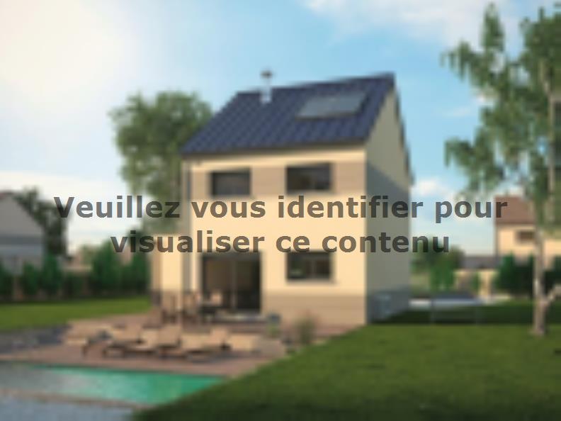 Modèle de maison Urbaine GA 6.5 : Vignette 2