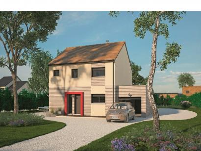 Modèle de maison Urbaine GA 8 4 chambres  : Photo 1