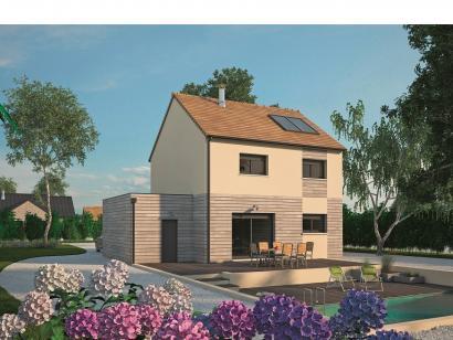 Modèle de maison Urbaine GA 8 4 chambres  : Photo 2