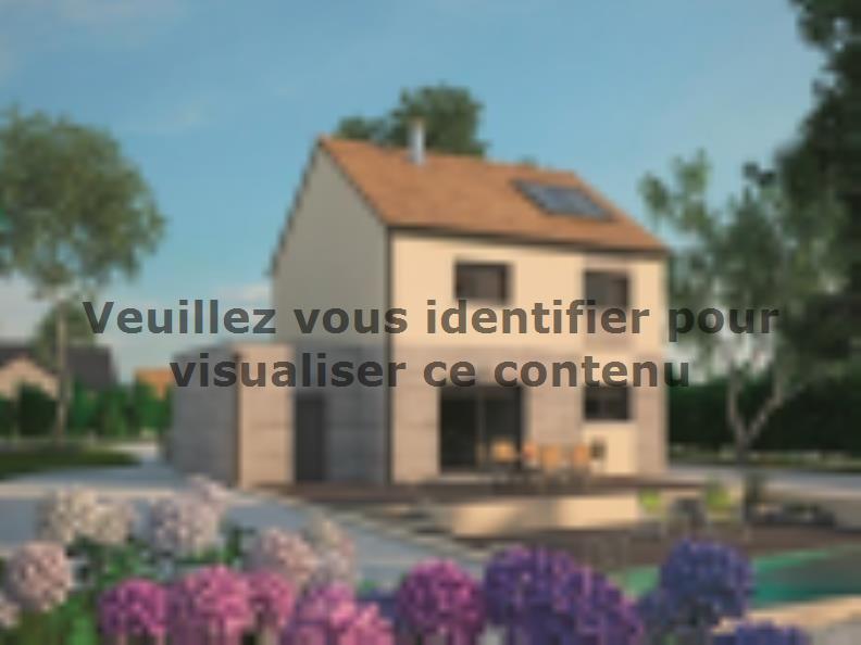 Modèle de maison Urbaine GA 8 : Vignette 2
