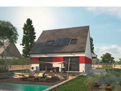 Modèle de maison Urbaine GI 9 CA 4 chambres  : Photo 2