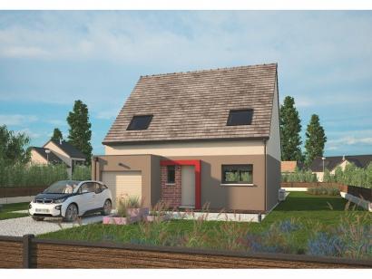 Modèle de maison Urbaine GI 9 Encuvement 4 chambres  : Photo 1