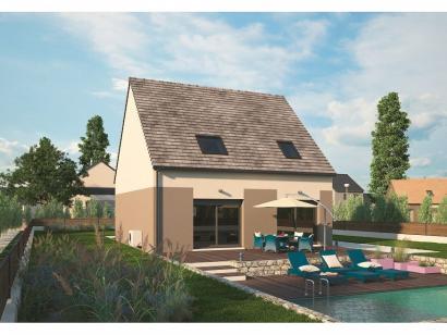 Modèle de maison Urbaine GI 9 Encuvement 4 chambres  : Photo 2