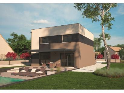 Modèle de maison Urbaine GI 9 R + 1 4 chambres  : Photo 2