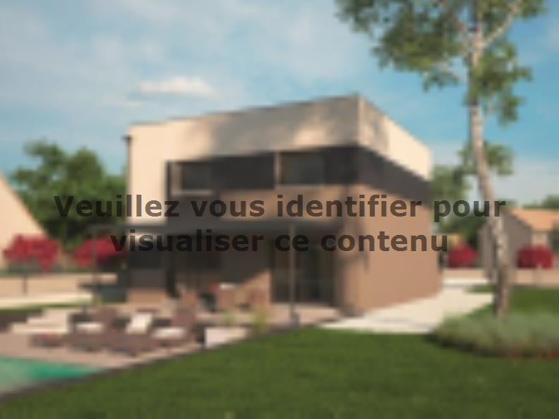 Modèle de maison Urbaine GI 9 R + 1 : Vignette 2